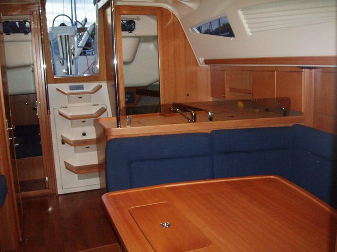 Elan Marine boat for rent in Dodecanese