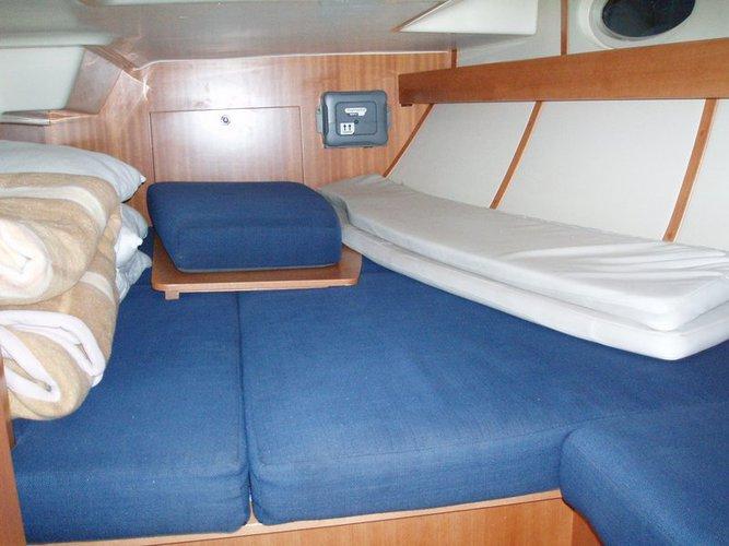 Elan Marine's 37.0 feet in Dodecanese