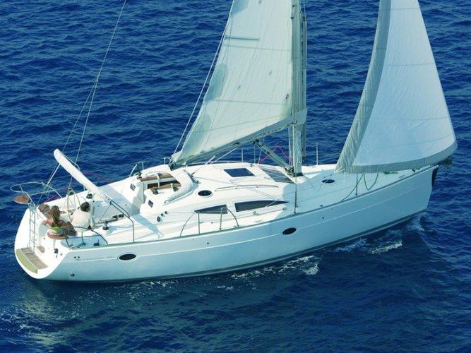 37.0 feet Elan Marine in great shape