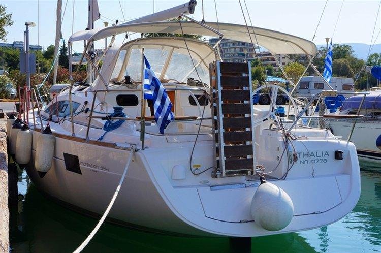 Boat for rent Elan Marine 39.0 feet in Marina Alimos (Kalamaki), Greece