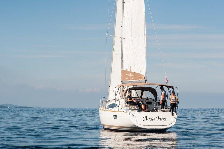 Boat for rent Elan Marine 39.0 feet in Marina Tankerkomerc, Zadar, Croatia