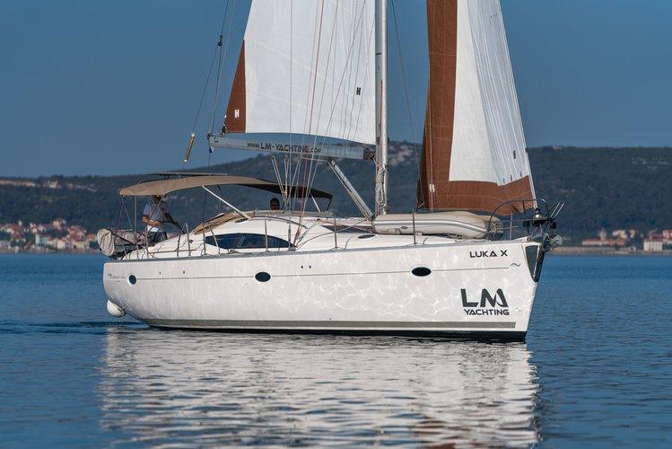 Elan Marine's 43.0 feet in Zadar region