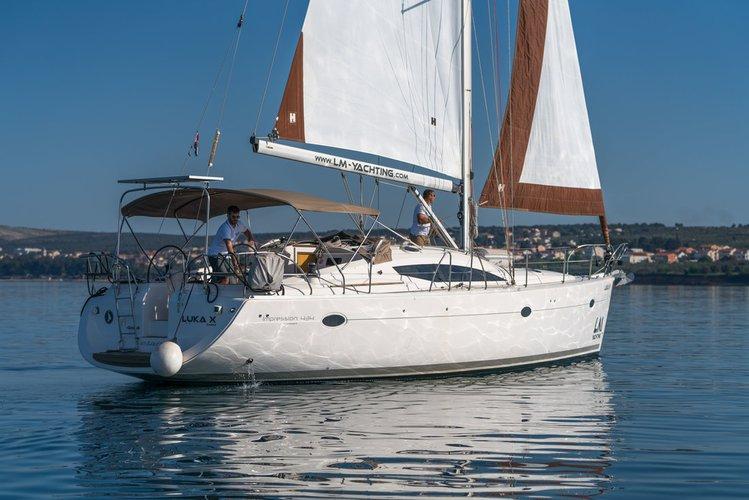 Boat for rent Elan Marine 43.0 feet in Marina Kornati, Biograd, Croatia