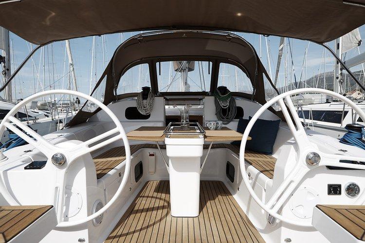 Boat for rent Elan Marine 45.0 feet in Marina Kastela, Croatia