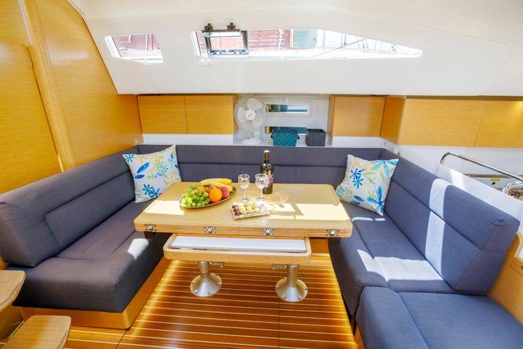 Boat for rent Elan Marine 48.0 feet in Marina Split - ACI , Croatia