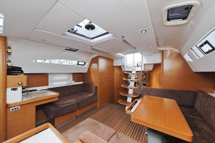 Boat for rent Elan Marine 48.0 feet in Marina Kornati, Biograd, Croatia