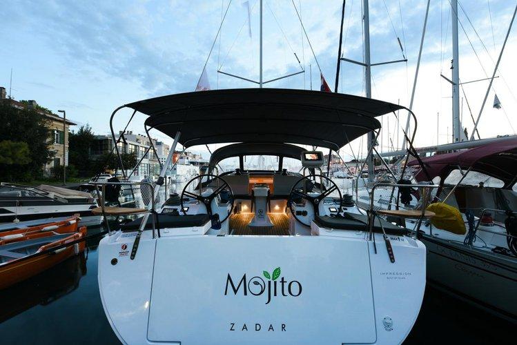 Boat for rent Elan Marine 49.0 feet in Marina Tankerkomerc, Zadar, Croatia