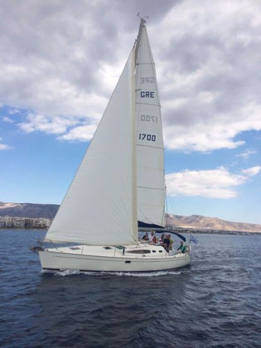 Charter this amazing Feeling Yachts Feeling 39 in Saronic Gulf, GR