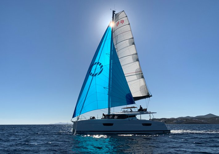 The best way to experience Cyclades, GR is by sailing
