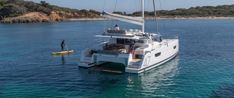 Boat for rent Fountaine Pajot 45.0 feet in Athens, Marina Alimos (Kalamaki), Greece