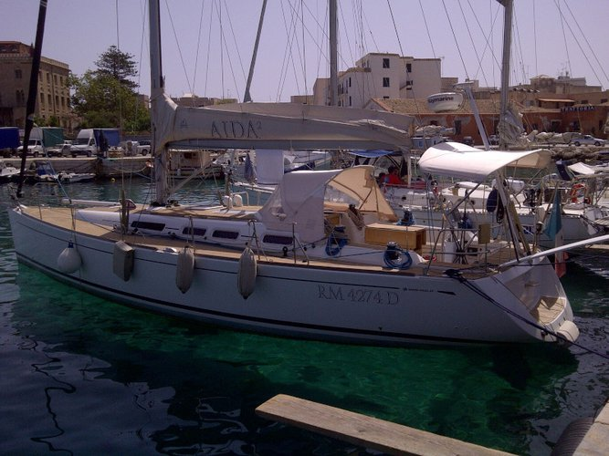 Sail Palermo, IT waters on a beautiful Grand Soleil Grand Soleil 45-8