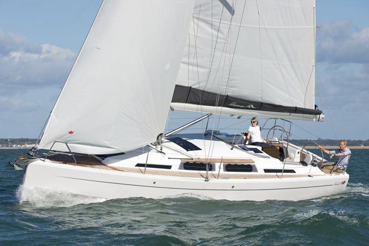 Enjoy luxury and comfort on this Hanse Yachts Hanse 345 in Split region