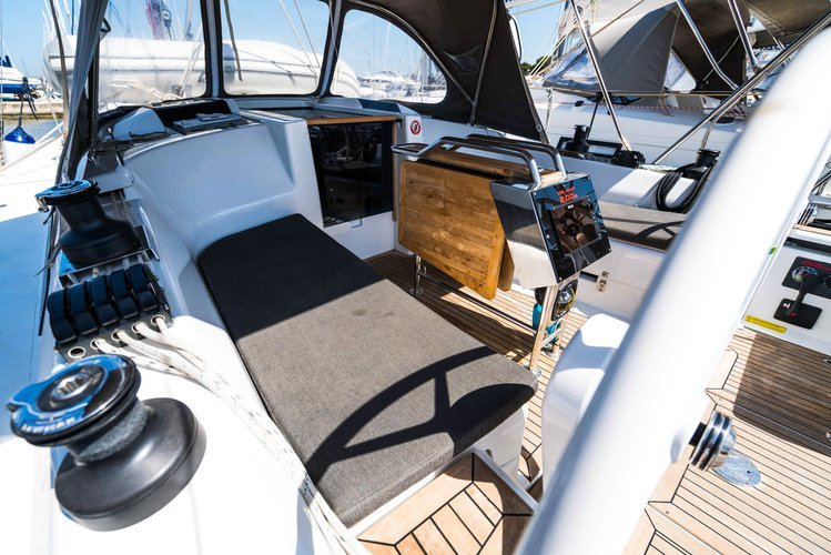 Boat for rent Hanse Yachts 34.0 feet in Marina Kornati, Biograd, Croatia