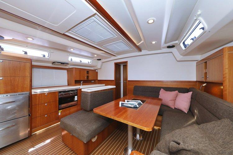 Hanse Yachts's 50.0 feet in Split region