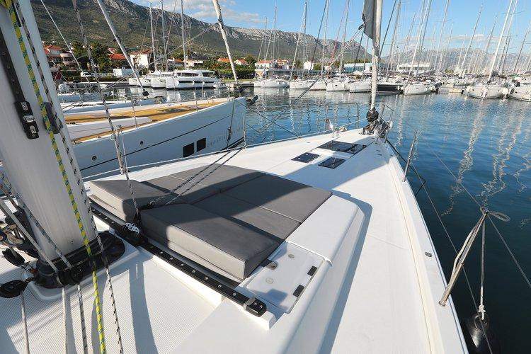 Boat for rent Hanse Yachts 53.0 feet in Marina Kastela, Croatia
