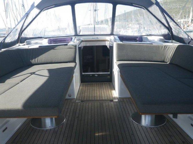 Boat for rent Hanse Yachts 56.0 feet in Yachtclub Seget (Marina Baotić), Seget Donji, Croatia