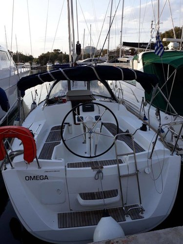 Climb aboard this Jeanneau Sun Odyssey 33i for an unforgettable experience