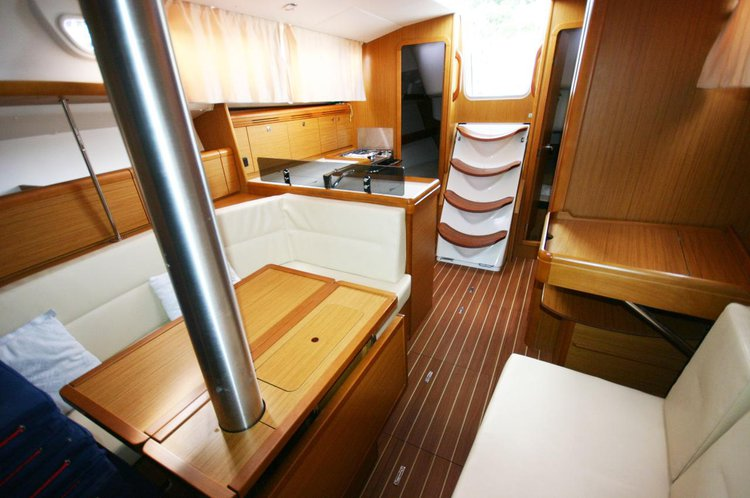 Boat for rent Jeanneau 35.0 feet in Athens - Marina Alimos (Kalamaki), Greece
