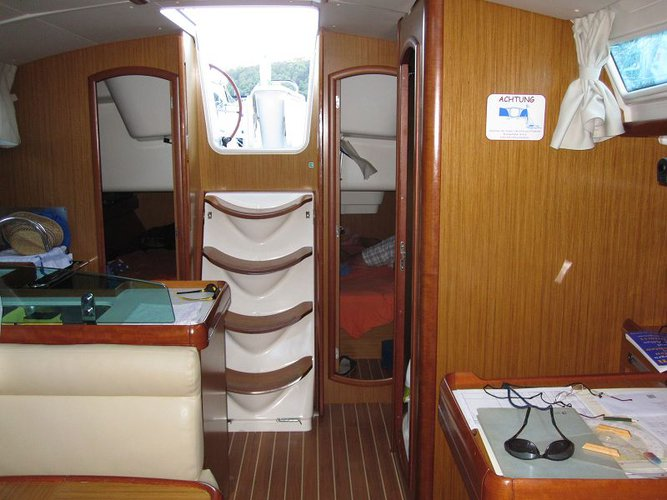 Boat for rent Jeanneau 38.0 feet in Marina Tankerkomerc, Zadar, Croatia