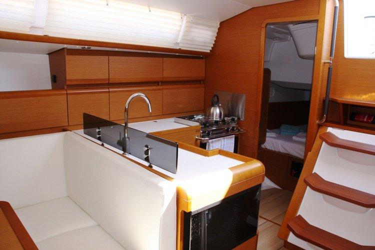 Boat for rent Jeanneau 43.0 feet in Marmaris Yacht Marina, Turkey