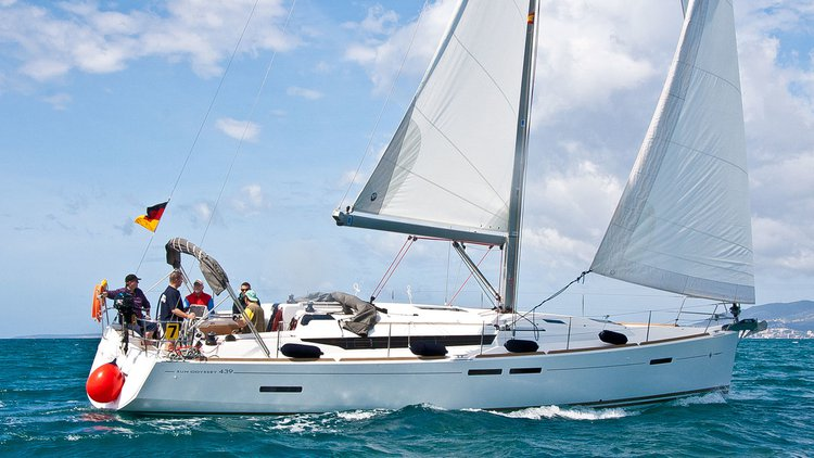 Boat for rent Jeanneau 43.0 feet in Balearic Islands, Spain