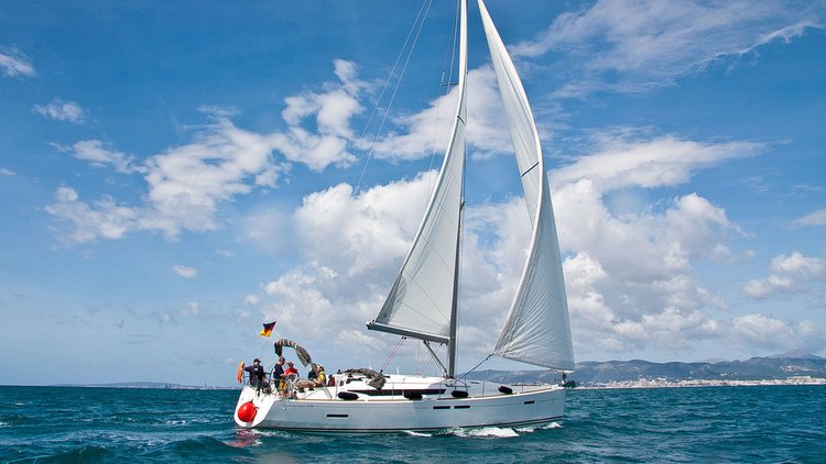 Jeanneau boat for rent in Balearic Islands