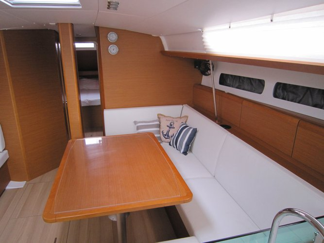 Jeanneau boat for rent in Thessaly