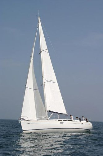 Discover Cyclades in style boating on this sailboat rental