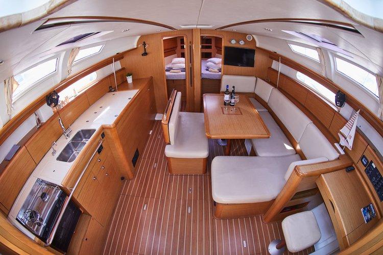 Boat for rent Jeanneau 45.0 feet in Marina Kremik, Primosten, Croatia