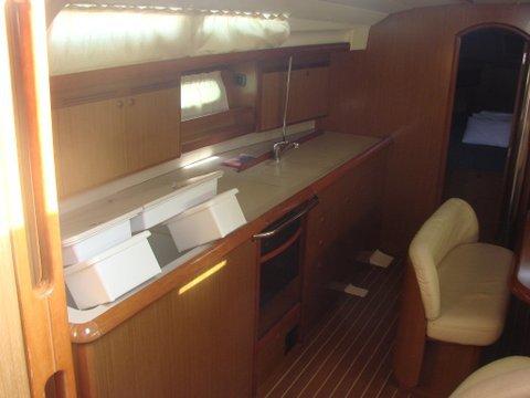 Discover Zadar region surroundings on this Sun Odyssey 45 Jeanneau boat