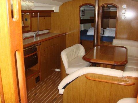 Boat for rent Jeanneau 45.0 feet in Marina Dalmacija, Sukosan, Croatia