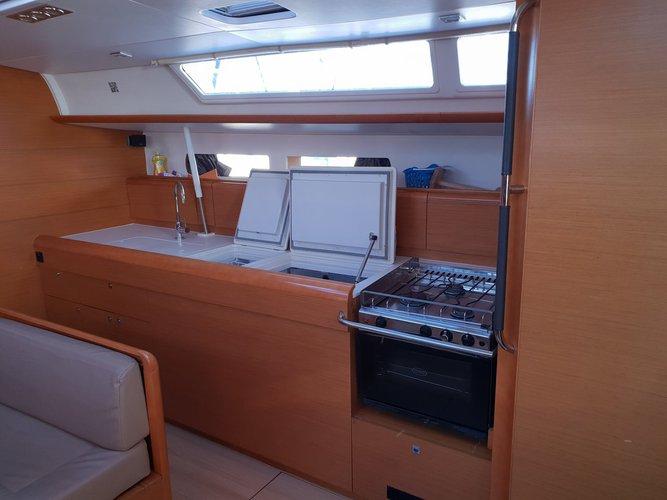 Boating is fun with a Jeanneau in Zadar region