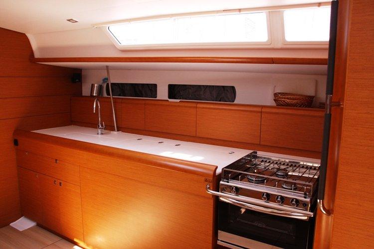 Boat for rent Jeanneau 47.0 feet in Marmaris Yacht Marina, Turkey