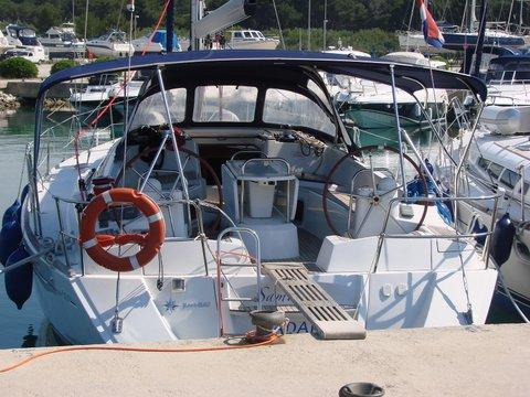 Boat for rent Jeanneau 49.0 feet in Marina Dalmacija, Sukosan, Croatia
