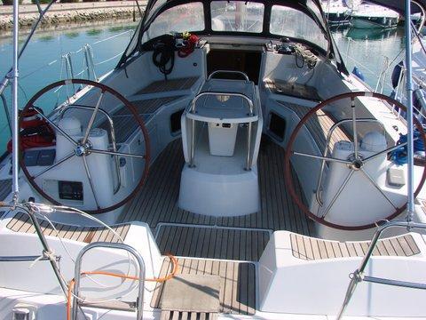 Jeanneau's 49.0 feet in Zadar region
