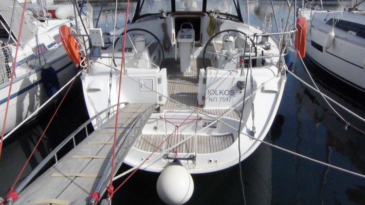Boat for rent Jeanneau 50.0 feet in Macedonia, Greece