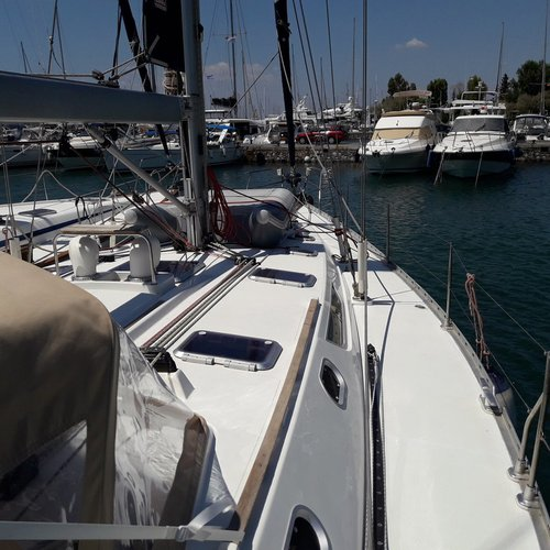 Boat for rent Jeanneau 50.0 feet in Athens, Marina Alimos (Kalamaki), Greece