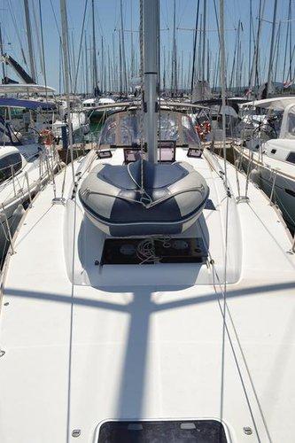 Boat for rent Jeanneau 50.0 feet in Marina Dalmacija, Sukosan, Croatia