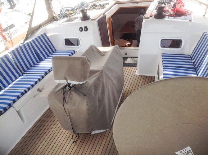 Boat for rent Jeanneau 51.0 feet in Cyclades, Greece