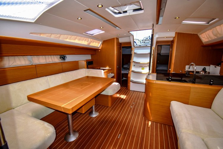 Boat for rent Jeanneau 52.0 feet in Marmaris Yacht Marina, Turkey
