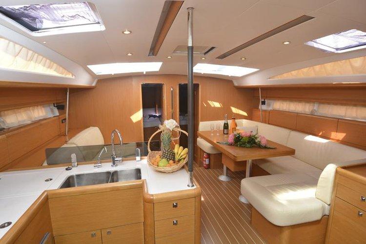 Boat for rent Jeanneau 52.0 feet in ACI Marina Dubrovnik (Komolac) , Croatia