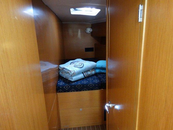 Boat for rent Jeanneau 52.0 feet in Marina Alimos (Kalamaki), Greece
