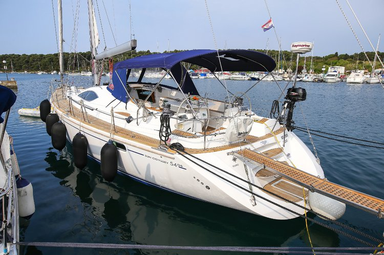 Boat for rent Jeanneau 54.0 feet in Marina Tehnomont Veruda, Pula, Croatia