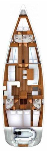 Boat for rent Jeanneau 58.0 feet in Yachtclub Seget (Marina Baotić), Seget Donji, Croatia