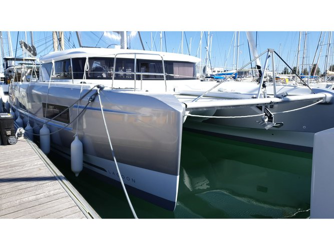 Explore Ibiza - Sant Antoni de Portmany on this beautiful sailboat for rent