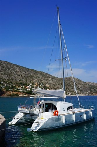 The perfect boat to enjoy everything Saronic Gulf, GR has to offer