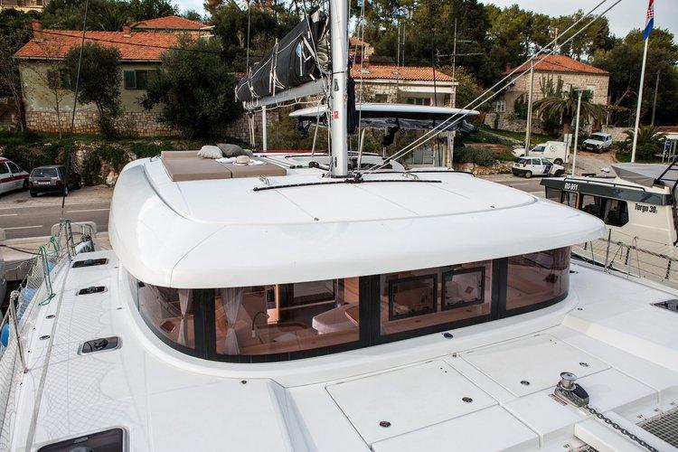 Lagoon-Bénéteau's 41.0 feet in Split region