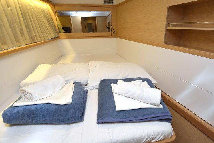 Lagoon-Beneteau boat for rent in Dubrovnik region