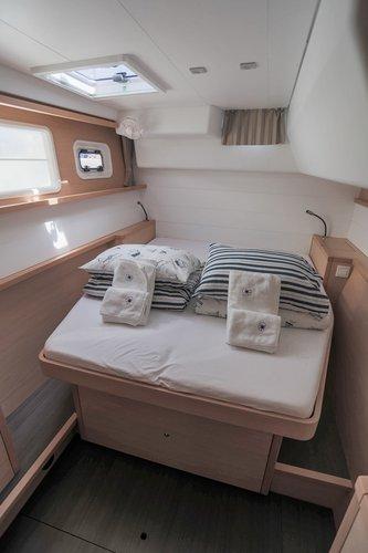 Boat for rent Lagoon-Bénéteau 45.0 feet in Komolac, ACI Marina Dubrovnik, Croatia