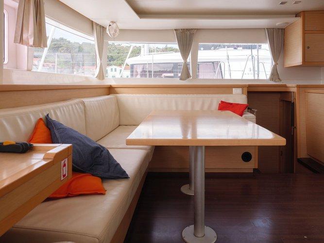 Boat for rent Lagoon-Bénéteau 45.0 feet in Split region, Croatia
